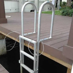 dock customizations ladder