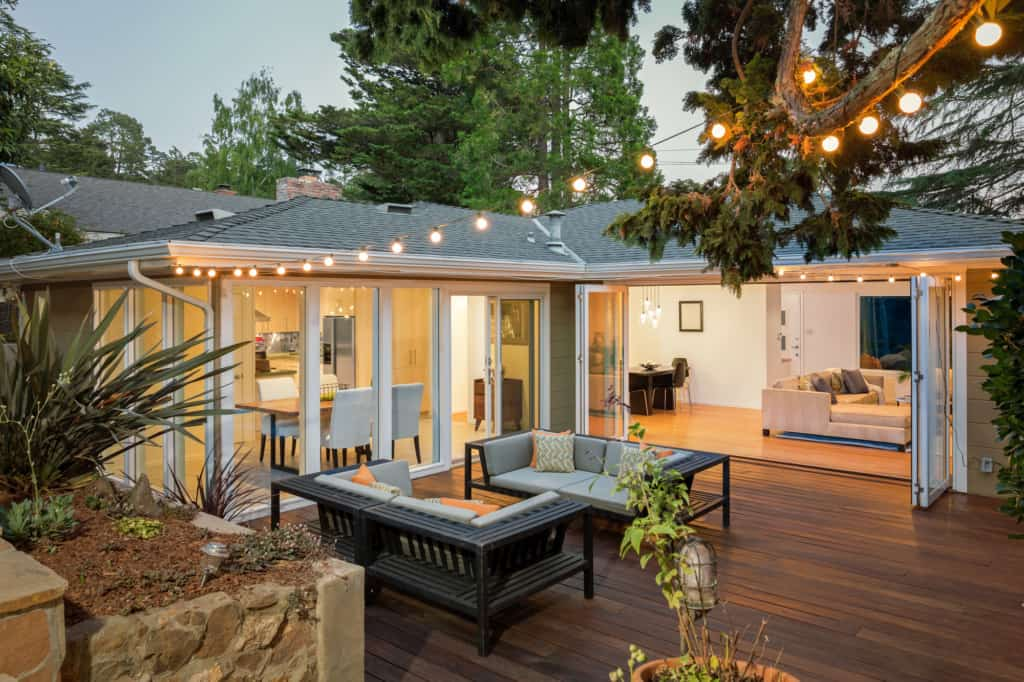 The Basics of Outdoor Deck Lighting & 8 Deck Lighting Ideas for Your Outdoor Living Space