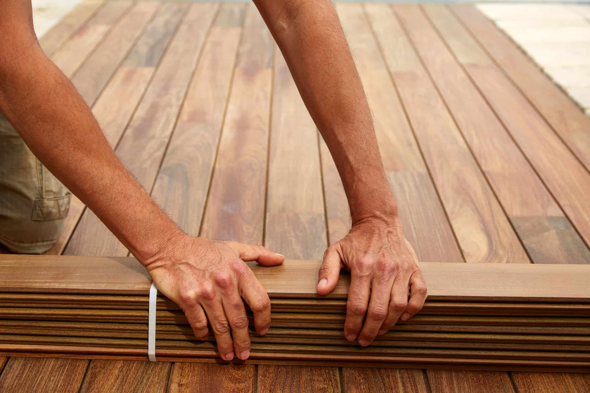 Differences Between Composite and PVC Decking