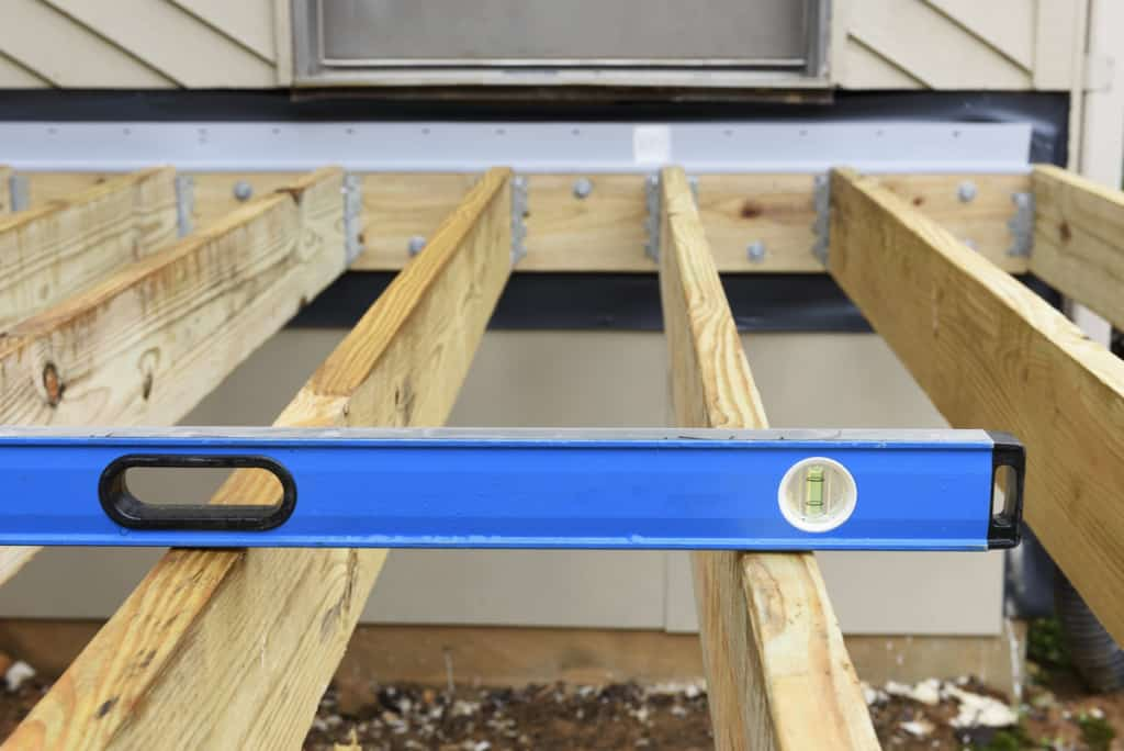joist spacing for composite decks